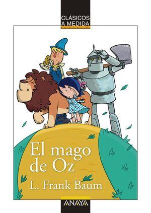EL MAGO DE OZ (ED ANAYA)