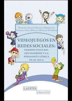 VIDEOJUEGOS EN REDES SOCIALES