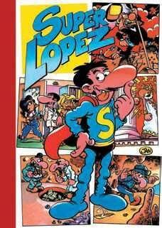 MAGOS DEL HUMOR: SUPER LOPEZ #002