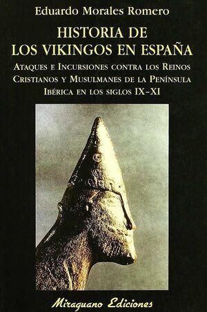 HISTORIA DE LOS VIKINGOS EN ESPAÑA