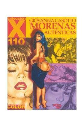 X #110. MORENAS AUTENTICAS