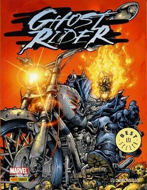 GHOST RIDER (DEBOLSILLO)