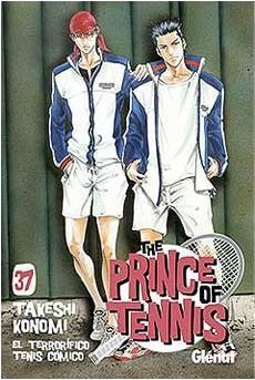 THE PRINCE OF TENNIS #37