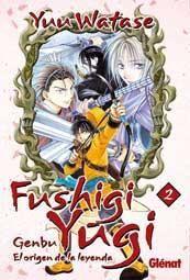 FUSHIGI YUGI GENBU. EL ORIGEN DE LA LEYENDA #02