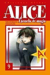 ALICE ESCUELA DE MAGIA #09