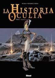 LA HISTORIA OCULTA #06. EL AGUILA Y LA ESFINGE