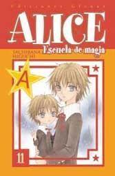 ALICE ESCUELA DE MAGIA #11