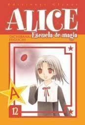 ALICE ESCUELA DE MAGIA #12