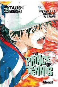 THE PRINCE OF TENNIS #39