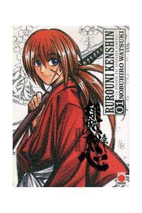 RUROUNI KENSHIN INTEGRAL #01 (PANINI)