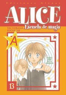ALICE ESCUELA DE MAGIA #13