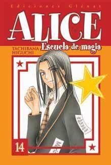 ALICE ESCUELA DE MAGIA #14