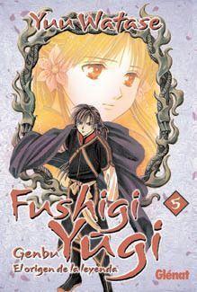 FUSHIGI YUGI GENBU. EL ORIGEN DE LA LEYENDA #05