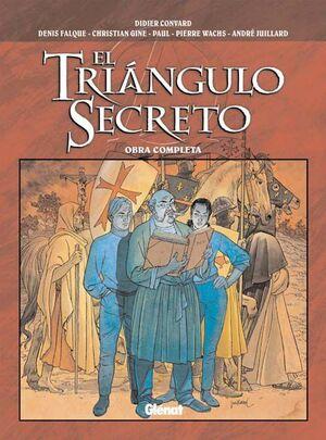 EL TRIANGULO SECRETO. OBRA COMPLETA (RTCA)