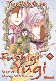 FUSHIGI YUGI GENBU. EL ORIGEN DE LA LEYENDA #07