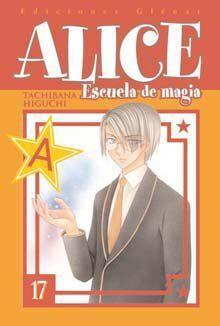 ALICE ESCUELA DE MAGIA #17