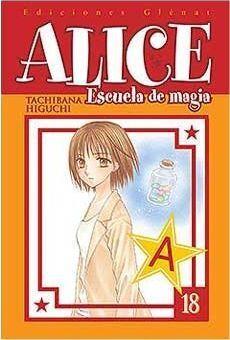 ALICE ESCUELA DE MAGIA #18