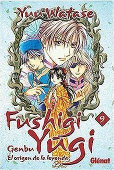 FUSHIGI YUGI GENBU. EL ORIGEN DE LA LEYENDA #09