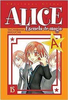 ALICE ESCUELA DE MAGIA #15