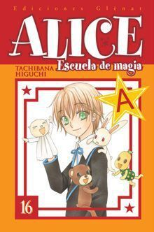 ALICE ESCUELA DE MAGIA #16