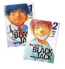 SAY HELLO TO BLACK JACK PACK #01 Y #02