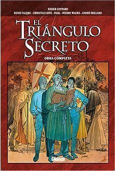 EL TRIANGULO SECRETO. OBRA COMPLETA (CARTONE)