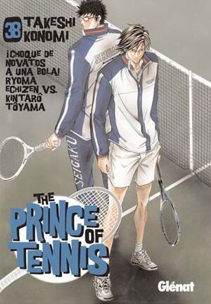 THE PRINCE OF TENNIS #38