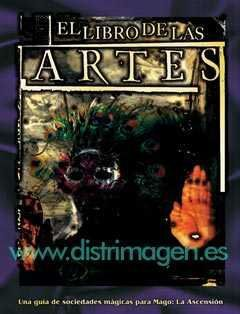 MAGO:LA ASCENSION: EL LIBRO DE LAS ARTES