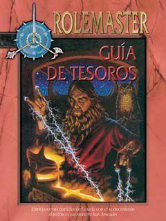 ROLEMASTER: GUIA DE TESOROS