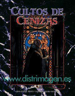 VAMPIRO EO: CULTOS DE CENIZAS