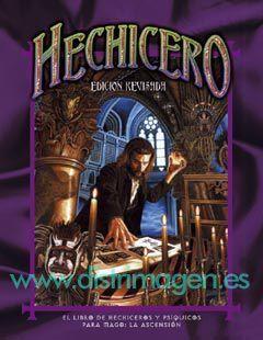 MAGO LA ASCENSION: HECHICERO