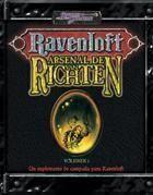 SS: RAVENLOFT. ARSENAL DE VAN RICHTEN