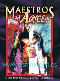 MAGO LA ASCENSION: MAESTROS DEL ARTE