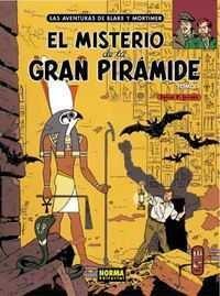 BLAKE Y MORTIMER #01 MISTERIO GRAN PIRAMIDE 1