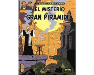 BLAKE Y MORTIMER #02. EL MISTERIO DE LA GRAN PIRAMIDE