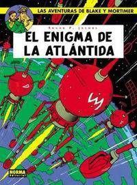 BLAKE Y MORTIMER #04. EL ENIGMA DE LA ATLANTIDA