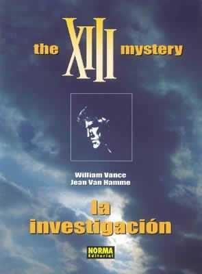 XIII #13. LA INVESTIGACION