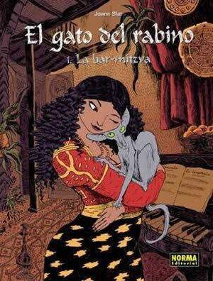 EL GATO DEL RABINO #01. LA BAR-MITZVA
