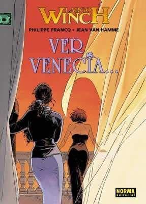 LARGO WINCH #09. VER VENECIA