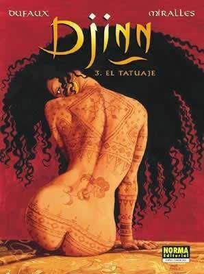 DJINN #03. EL TATUAJE