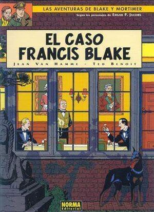 BLAKE Y MORTIMER #13 CASO FRANCIS BLAKE