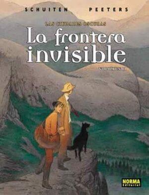 LAS CIUDADES OSCURAS #08. LA FRONTERA INVISIBLE 2