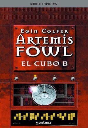 ARTEMIS FOWL 3: EL CUBO B