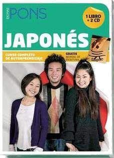 CURSO PONS JAPONES (LIBRO + 2CD)