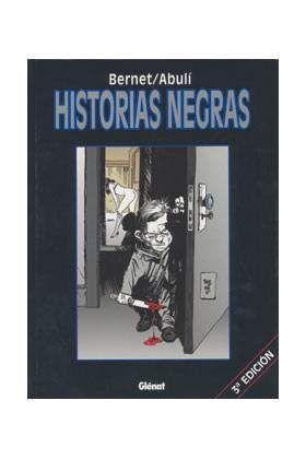 HISTORIAS NEGRAS BERNET (INTEGRAL. 1) (CARTONE)