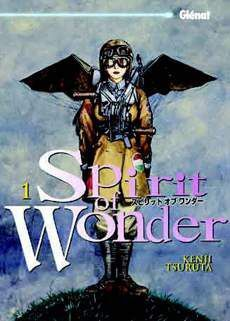 SPIRIT OF WONDER #01