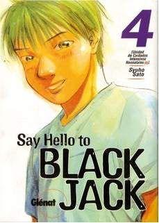SAY HELLO TO BLACK JACK #04
