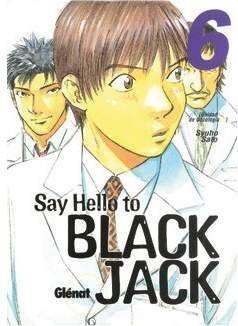 SAY HELLO TO BLACK JACK #06