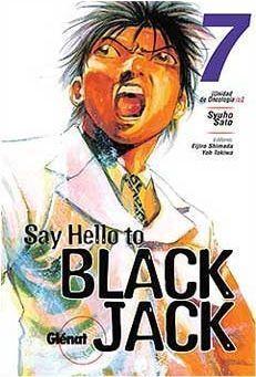 SAY HELLO TO BLACK JACK #07