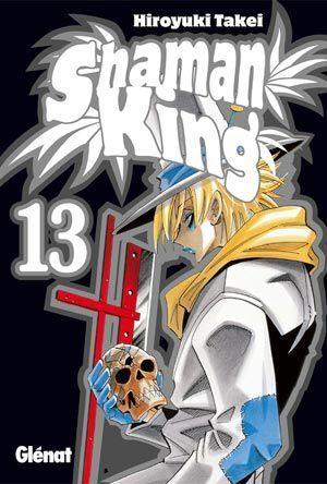 SHAMAN KING #13